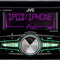 JVC KW-R910BT Car Audio 2DIN CD Stereo w/ Bluetooth Ipod Iphone Android Control