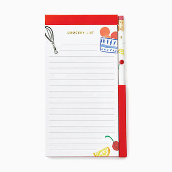 pretty pantry refrigerator notepad