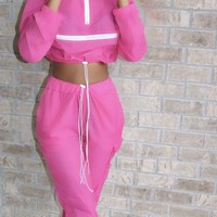 Uptown Track Suit