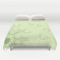 Freedom On The Breeze Duvet Cover by Inspired Images
