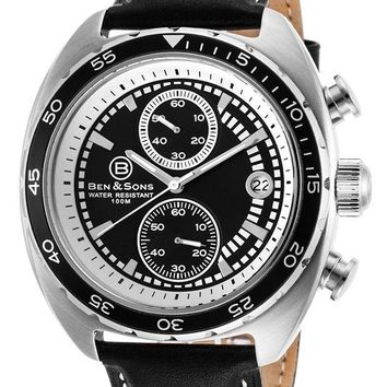 Ben and Sons Pantera Chronograph Mens Watch BS-10021-01