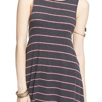 Free People 'Garden' Stripe Tunic Tank | Nordstrom