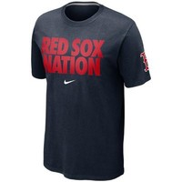 Nike Boston Red Sox Nation 2013 Local T-Shirt - Navy Blue