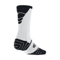 Nike Elite Vapor Crew Football Socks (Large) Size ONE SIZE (White)