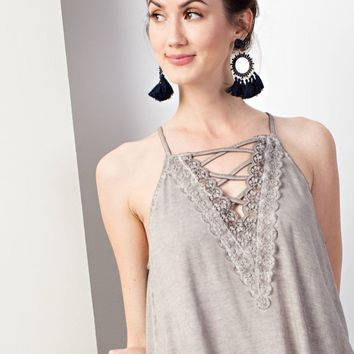 Easel Strappy Cami