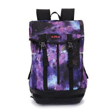 Nike Fashion Camouflage Color Shoulder Bag Satchel Luggage bag Travel Bag Backpack