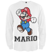 Nintendo - Mario Jumping Long Sleeve