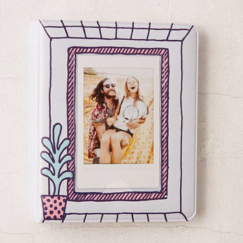 Instax Patterned Photo Album - Urban Outfitters