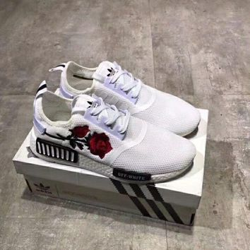 Adidas and NMD joint models running shoes!