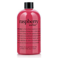raspberry sorbet shower gel | shampoo, shower gel & bubble bath | philosophy