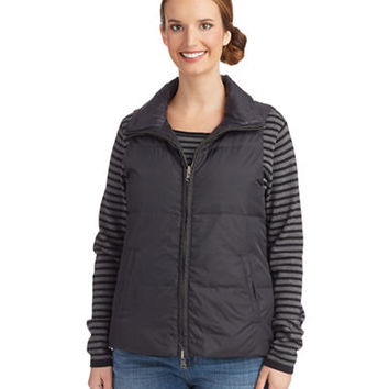 Eileen Fisher Reversible Puffer Vest
