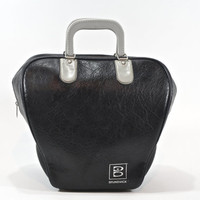 Vintage Bowling Ball Bag/ Brunswick