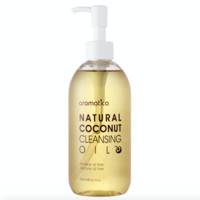 Natural Coconut Cleansing Oil