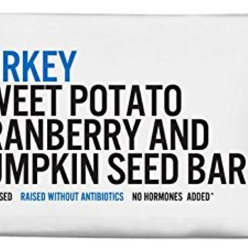 Bricks Turkey Sweet Potato Cranberry Bar 1.5 Oz Pack of 12