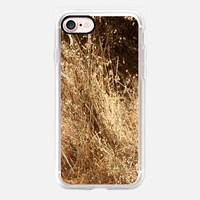 Casetify iPhone 7 Classic Grip Case - Golden grass by littlesilversparks #iPhone 7