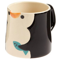 I'm A Little Penguin Mug | Mod Retro Vintage Kitchen | ModCloth.com