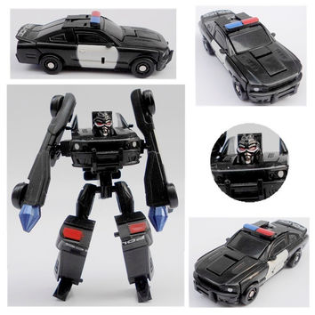 Transformation Autobot Robot Vehicle Guard Boys Kids Action Figures Minifigure Toy Gift