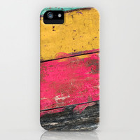 Happiness iPhone & iPod Case by Maximilian San