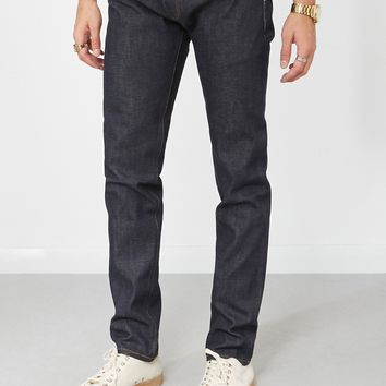 Hawksmill Japenese Selvedge Dry Slim Tapered Fit Jeans