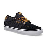 Vans Lindero2(Denim)Navy/Golden Brown