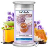 French Lavender & Honey | Ring Candle®