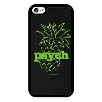 Psych Pineapple iPhone 5/5S/SE Case