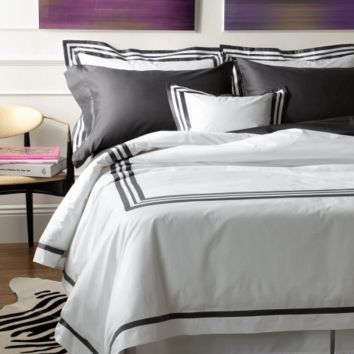 Allegro Bedding by Matouk - Lagoon, Honey, Ivory ON SALE!