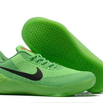 DCCKIJ2 Nike Zoom Men's Kobe AD Flyknit Basketball Shoes Green