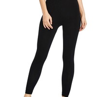 Smooth High Rise Ankle Leggings