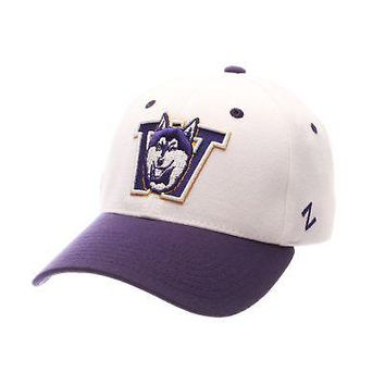 Licensed Washington Huskies Official NCAA ZHS X-Small Hat Cap by Zephyr 281277 KO_19_1