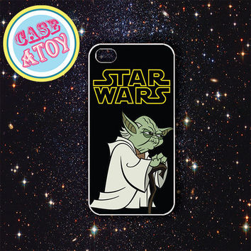 Yoda : IPhone 4/4s Case,IPhone 5 Case,Samsung Galaxy SIII,Hard Plastic Case,Soft Rubber Case