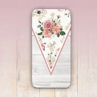 Rose Wood Print Phone Case - iPhone 6 Case - iPhone 5 Case - iPhone 4 Case - Samsung S4 Case - iPhone 5C - Tough Case - Matte Case - Samsung