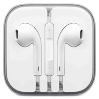 Apple Earpods Earphone With Remote Volume Control & Mic - White