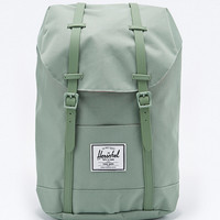 Herschel Supply co. Retreat Foliage Backpack in Mint - Urban Outfitters