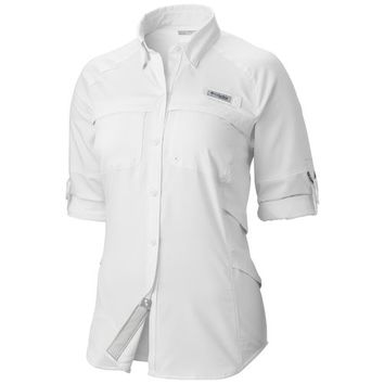 Columbia Sportswear Women's Airgal Long Sleeve Shirt