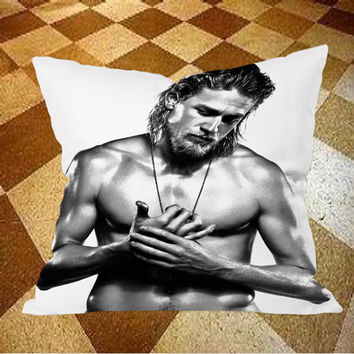 Jax Teller Sons of Anarchy Pillow Case Pillow Cover Cushion Cover
