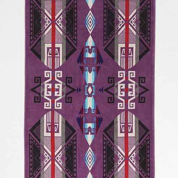 Pendleton Purple Hills Towel
