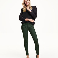 Slim-fit Pants - from H&M