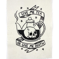Tea or Death Patch