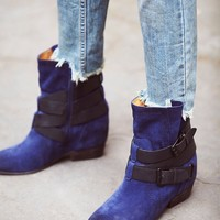 NAYA Harlin Hidden Wedge Boot - pattern: These Boots Are Made For Walking By Amethyst - LoveItSoMuch