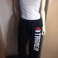 Pokemon Trainer Sweatpants