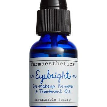 Farmaesthetics Eyebright Eye Makeup Remover & Treatment Oil | Nordstrom