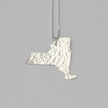 New York State Necklace