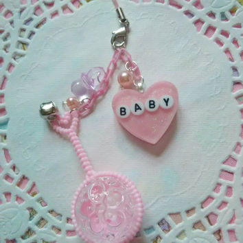 Letter Bead Charm