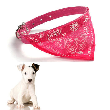 Scarf Neckerchief For Pets