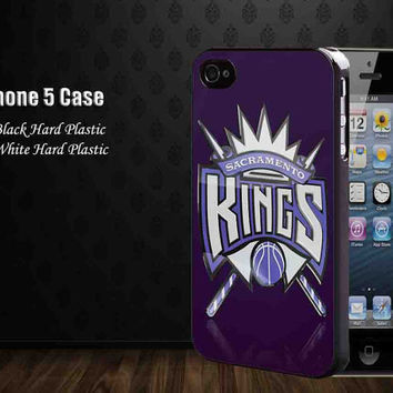 Sacramento kings sports,Iphone 5 case,iphone 4,4S,samsung galaxy s2,s3,s4 cases, accesories case,cell phone