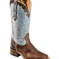 Boulet Damiana Cowgirl Boots - Square Toe - Sheplers