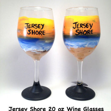 Best Beach Themed Wine Glasses Products On Wanelo
