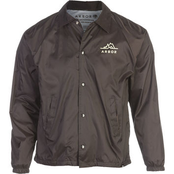 Arbor Wooden Coaches Jacket - Men's Carafe,