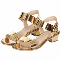 HEARTBREAKER 2PART HEEL SANDALS